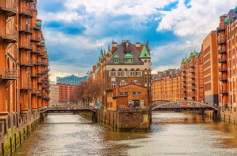 Hamburgas, Vokietija