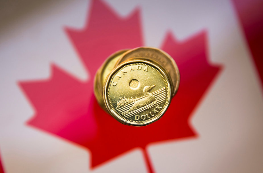 Kanados doleris