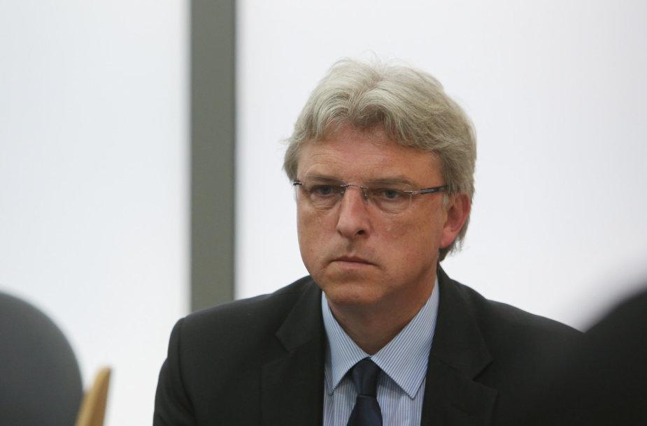 Arvydas Darulis, Vilniaus savivaldybės administracijos direktoriaus pavaduotojas