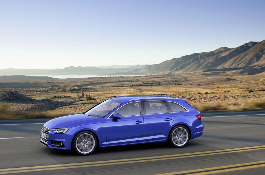 """""""Audi A4 Avant"""""""