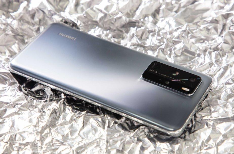 """Huawei P40 Pro"""