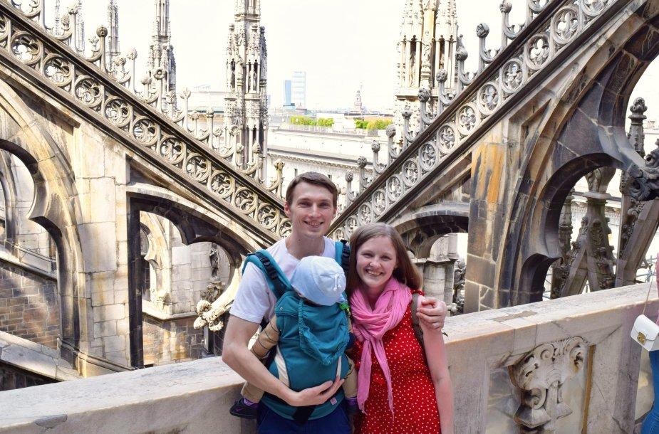 Lina ir Žydrius Janulevičiai