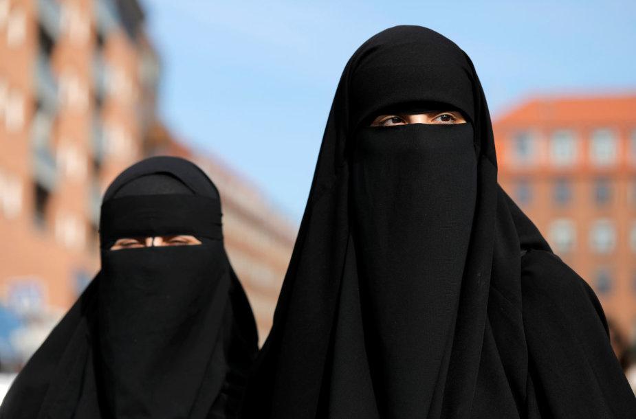 Musulmonės Danijoje