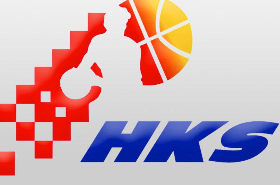 HKS logotipas