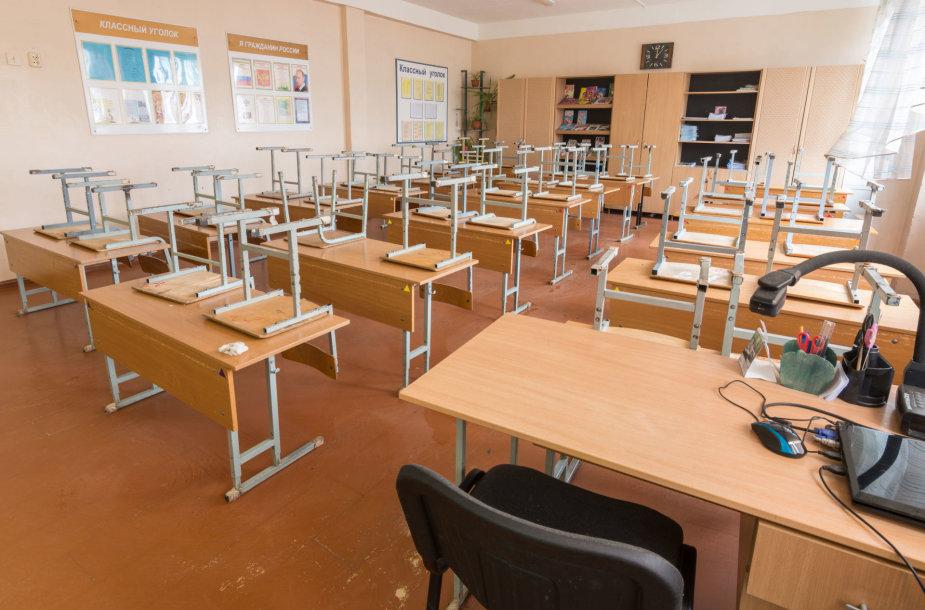 Tuščia klasė