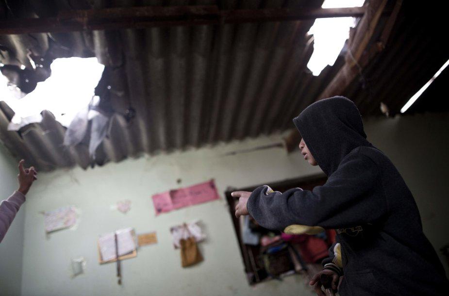 Po antskrydžio Gazoje