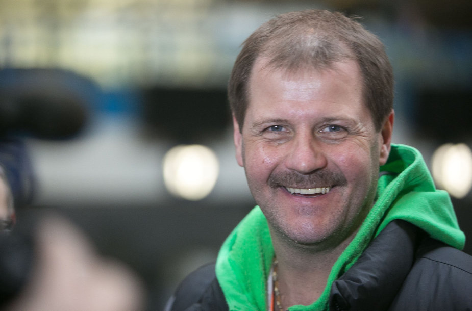 Gintaras Krapikas