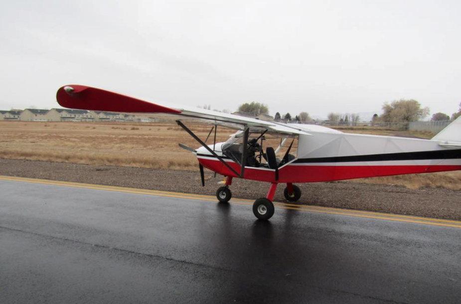 """Lengvasis lėktuvas """"Cessna 150"""""""