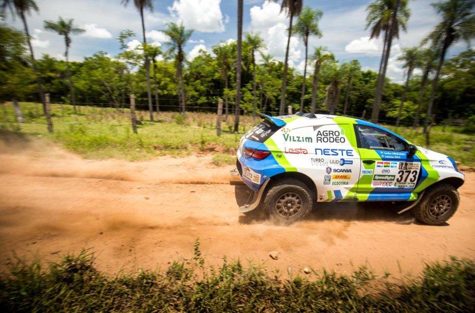 """SEAT Leon Dakar"""
