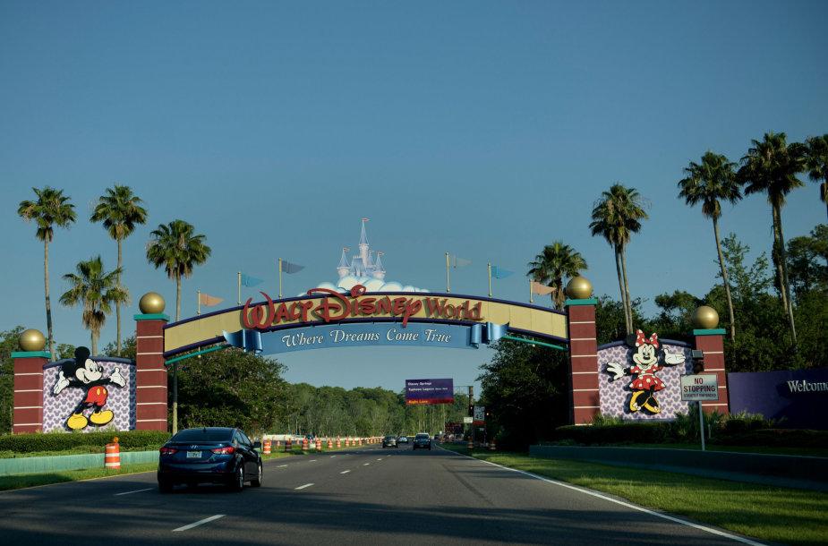 """Disney World"" parkas Orlande"