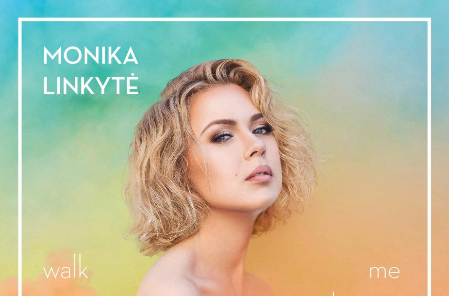 """Monikos Linkytės debiutinis albumas """"Walk with me"""""""