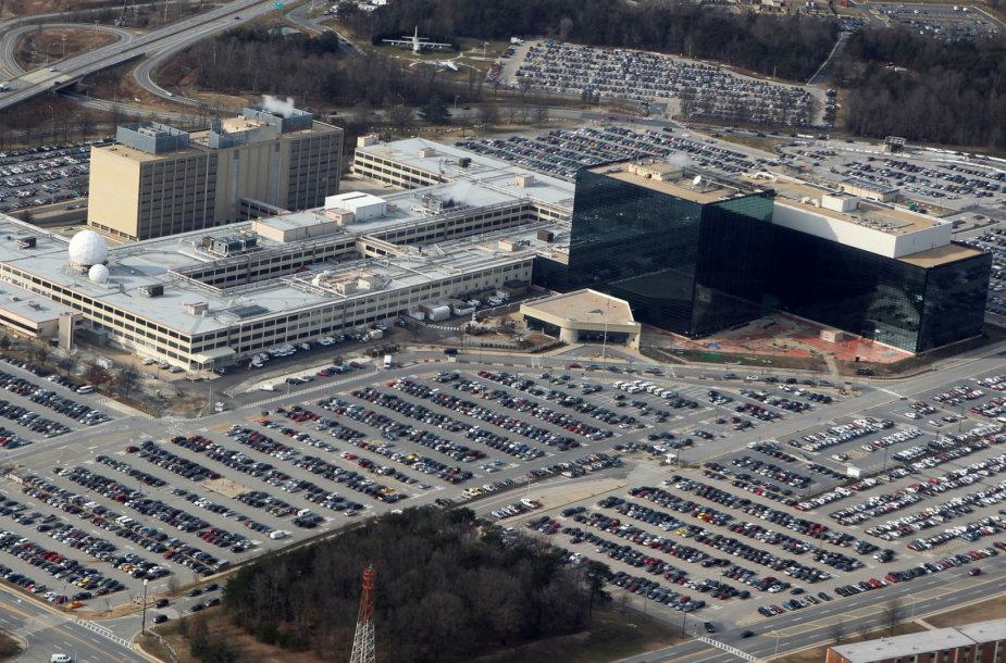 Nacionalinio saugumo agentūros būstinė