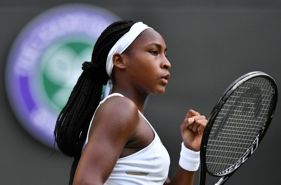 Venus Williams - Cori Gauff