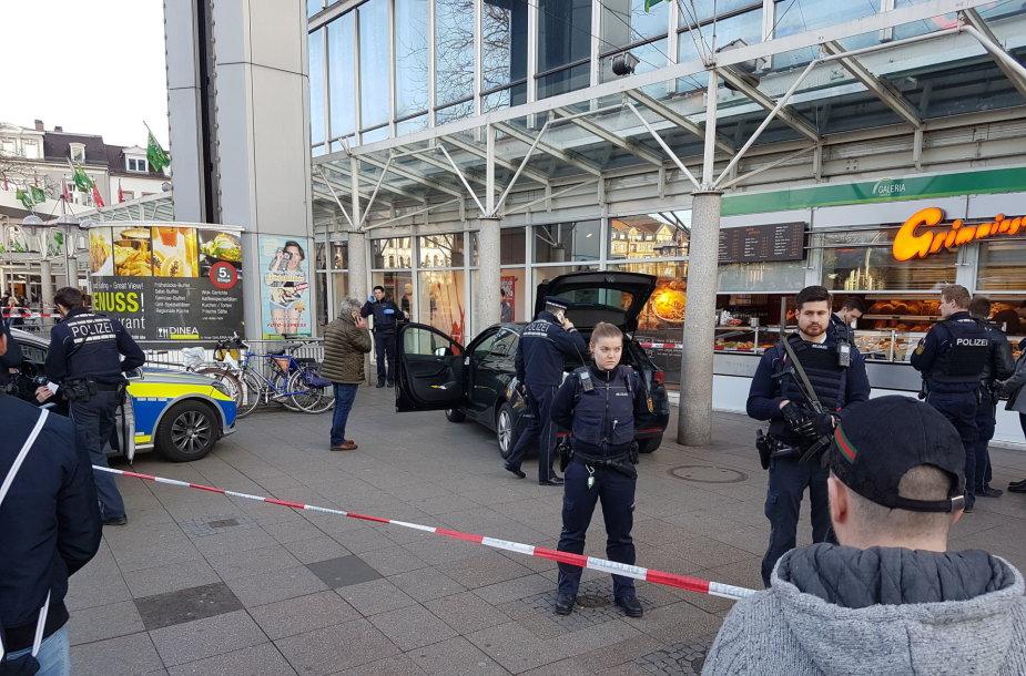 Policija Heidelberge