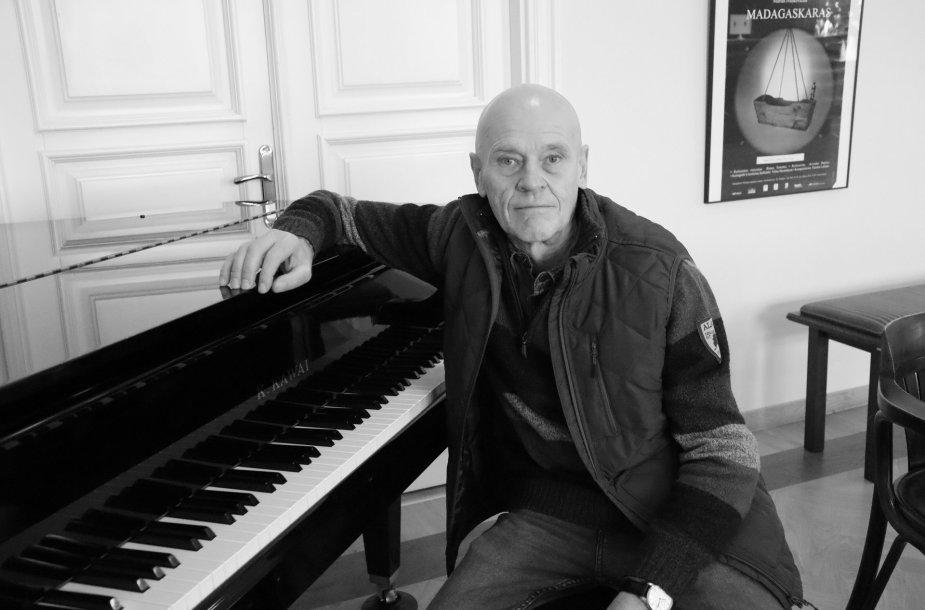R. Kepežinskas