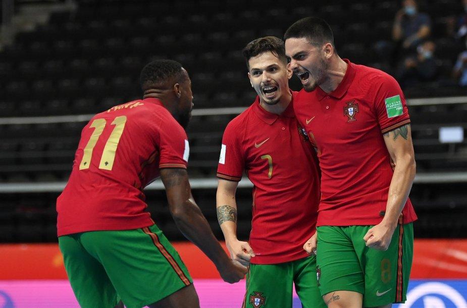 Portugalijos futsalo rinktinė