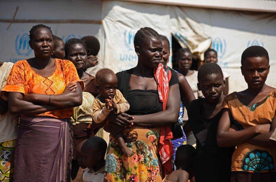 Pietų Sudano pabėgėliai