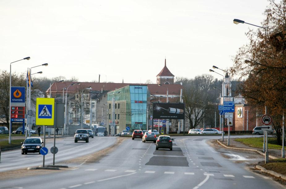 Jonavos gatvė