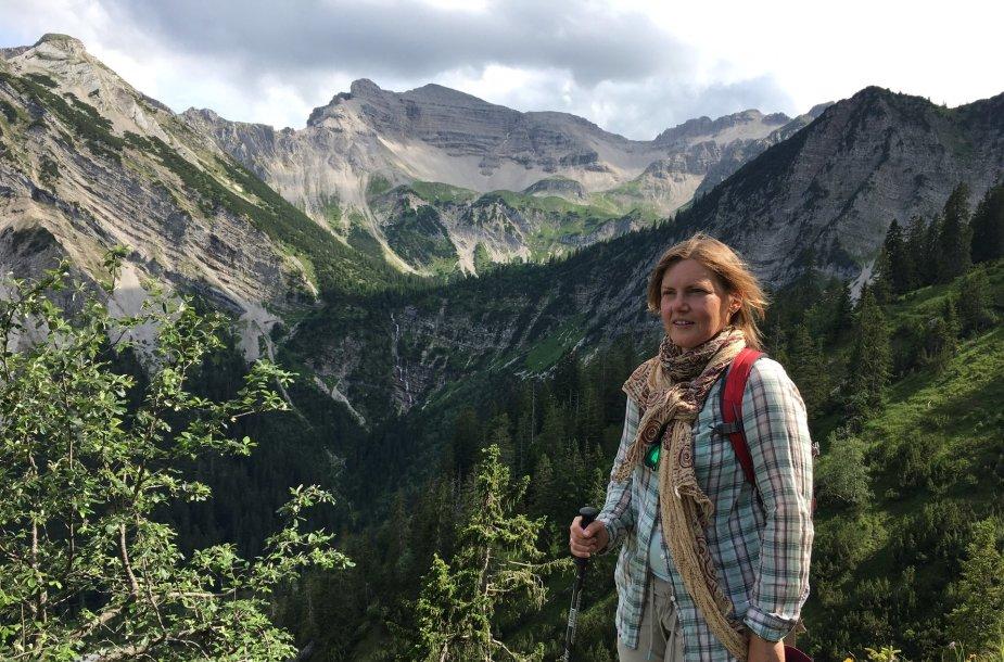 Alpių slėnis Vokietijoje