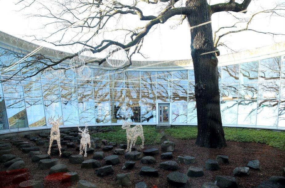 """Latvijos sostinėje atidaryta moderniausia """"Senukų"""" parduotuvė Baltijos šalyse"""