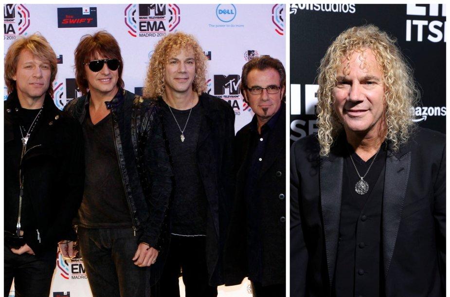 """Bon Jovi"" ir Davidas Bryanas"