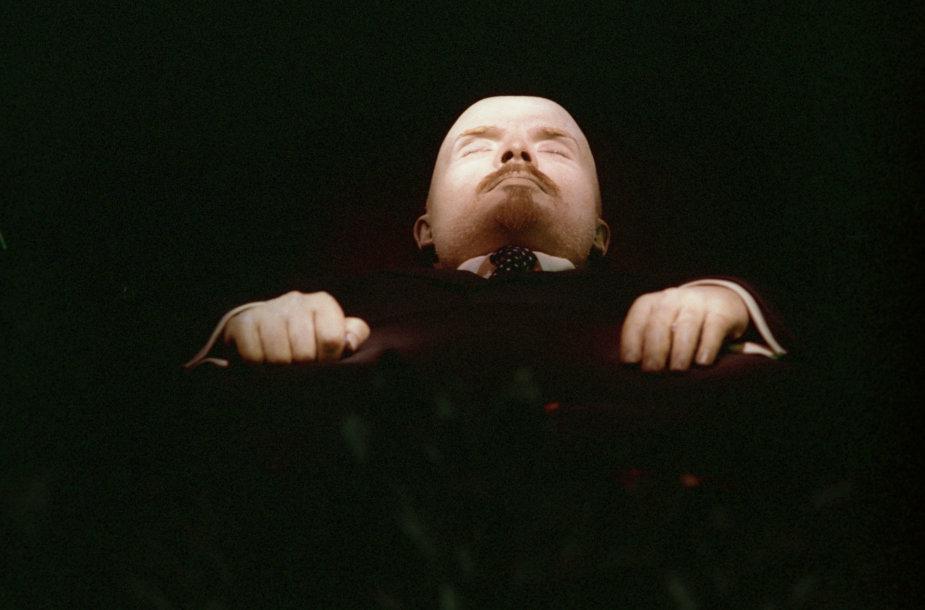 Vladimiro Lenino mauzoliejus