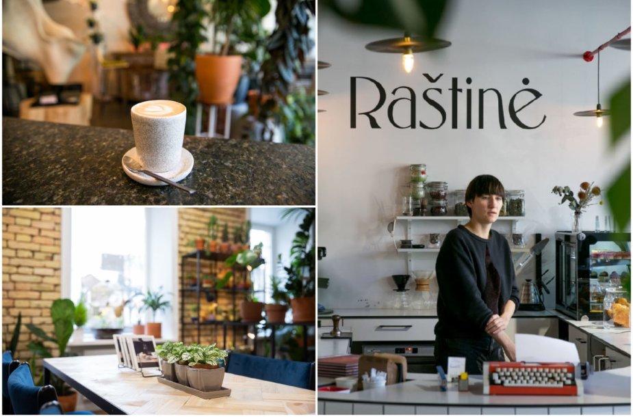Įdomiosios Vilniaus kavinės