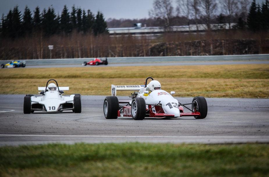 Formulių lenktynės Estijoje