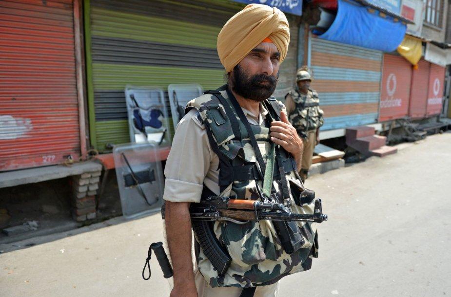 Indijos kariškis