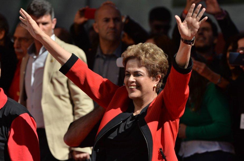 Demonstracija Brazilijoje