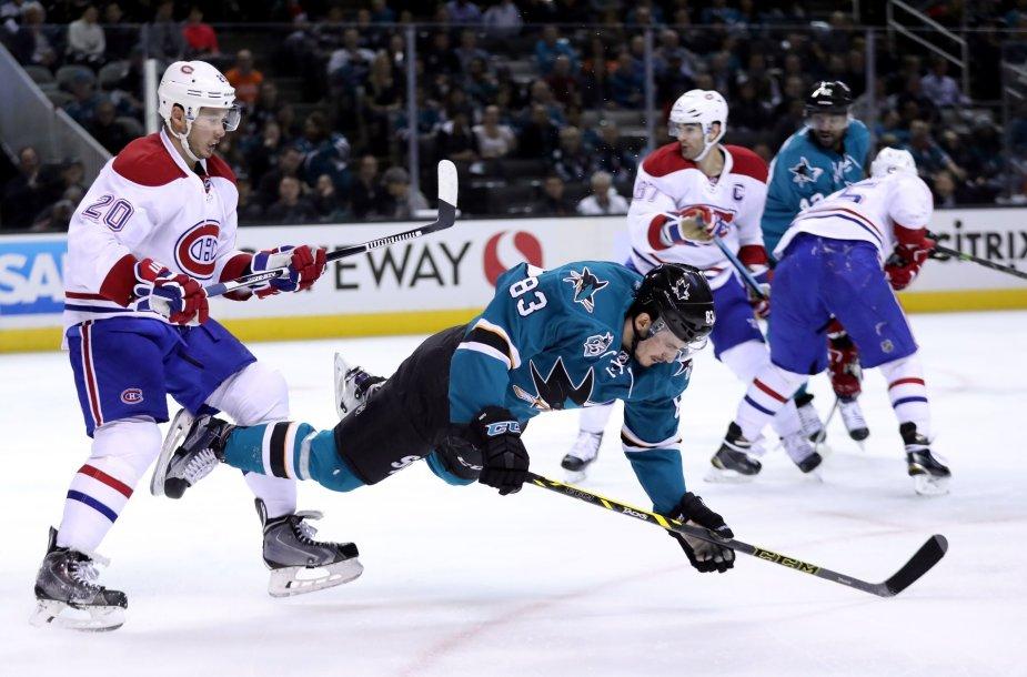 """San Jose Sharks"" – ""Montreal Canadiens"""