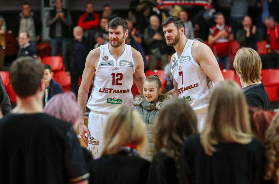 Broliai Kšištofas ir Darjušas Lavrinovičiai