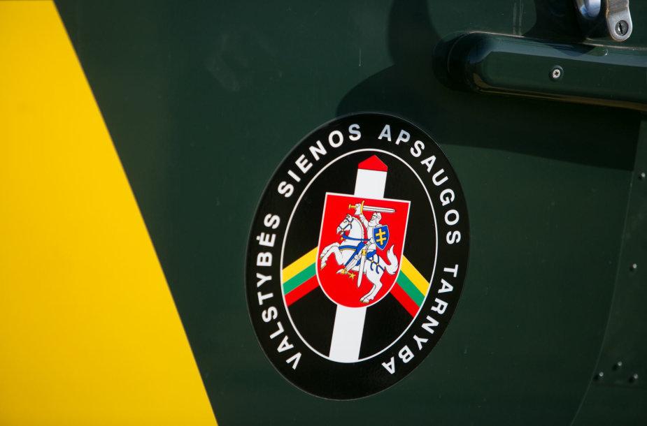VSAT pilotai sraigtasparniu išskrido į Graikiją kovoti su nelegalia migracija