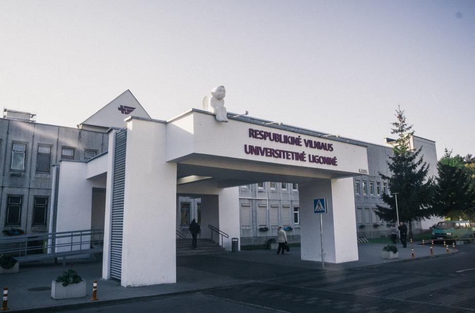 Respublikinė Vilniaus universitetinė ligoninė