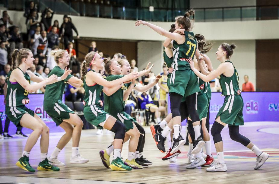Lietuvos U18 rinktinė