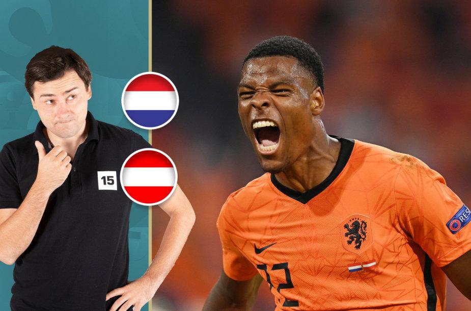 Nyderlandai – Austrija