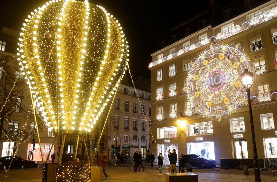 Europa ruošiasi Kalėdoms