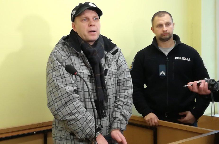 R.Šešelis kaltinamas šnipinėjimu Klaipėdos uoste Rusijos žvalgybos užsakymu.