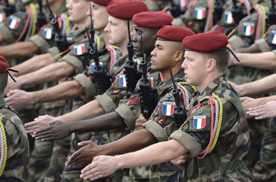 Prancūzijos kariai