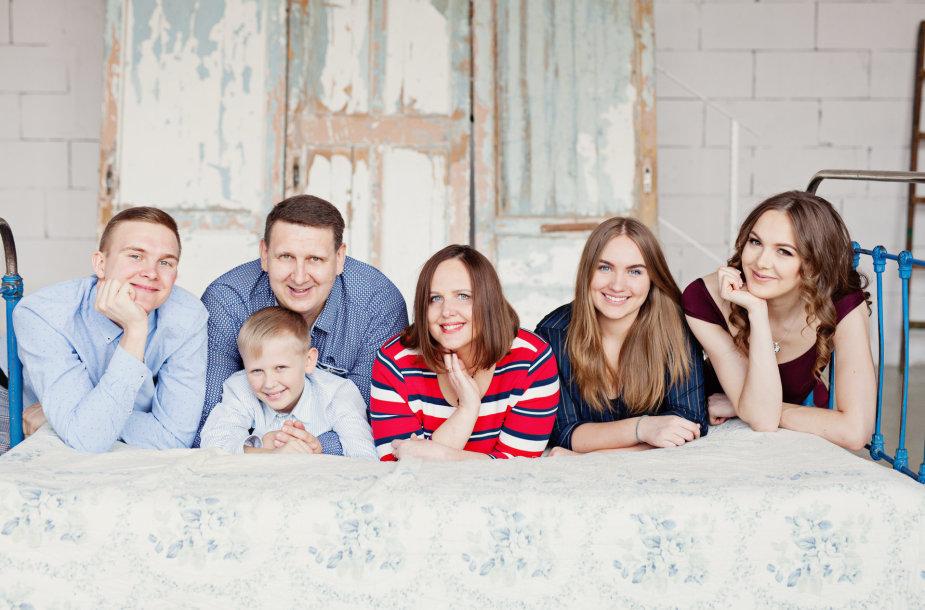 Jaukiam butikiniam šeimos viešbučiui Vilniuje vadovaujantys sutuoktinai A. ir G. Gegevičiai laimingi dirbdami sau