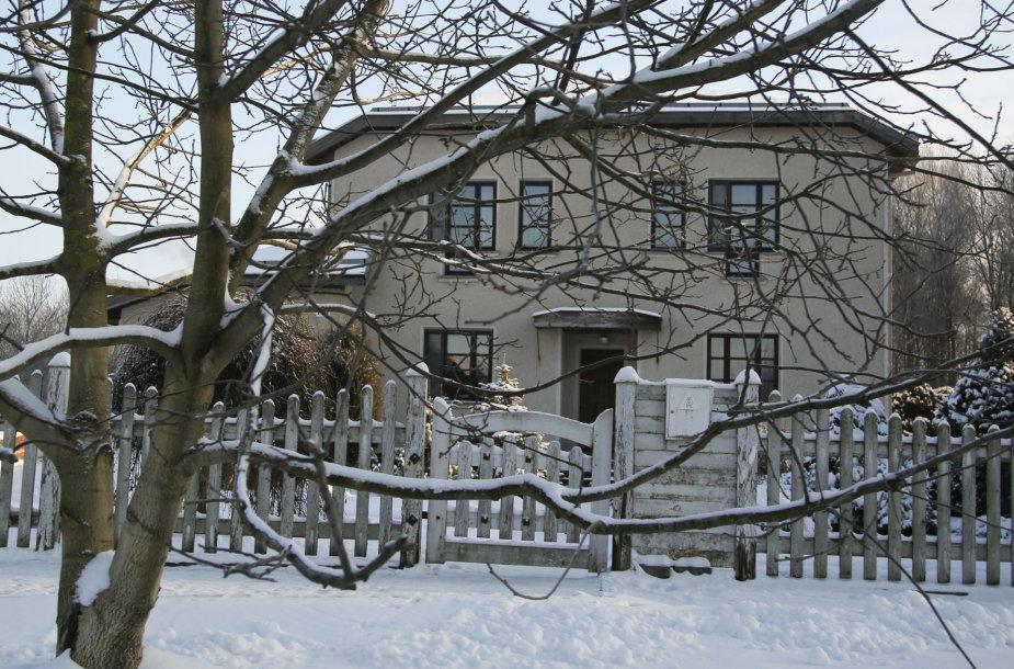 Verslininko Gražvydo Ulecko namas