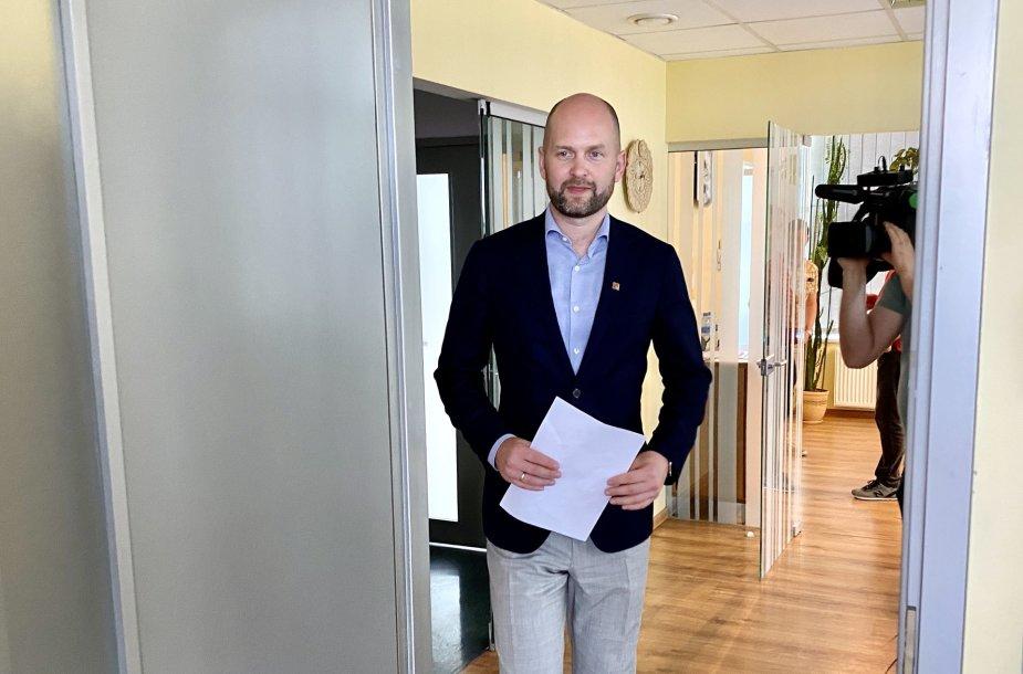 Lietuvos automobilių kelių direkcijos vadovo Vitalijaus Andrejevo komentarai žiniasklaidai