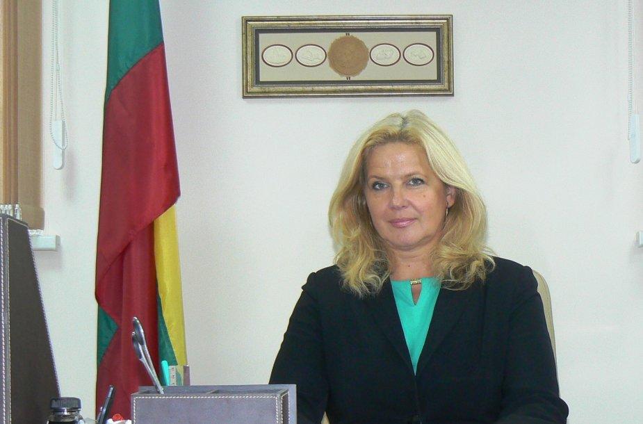 Teisėja Jolanta Malijauskienė