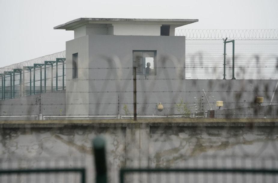 Kalėjimas Šanchajuje