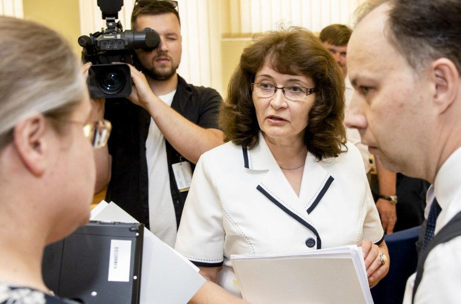 Agnė Širinskienė, Rima Baškienė, Aurelijus Veryga