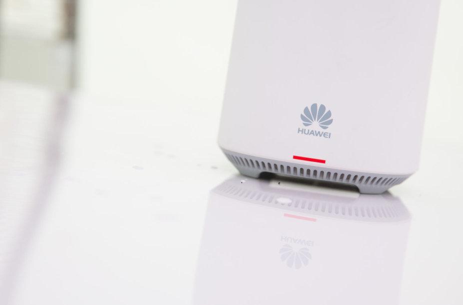 Telia 5G ryšio maršrutizatorius
