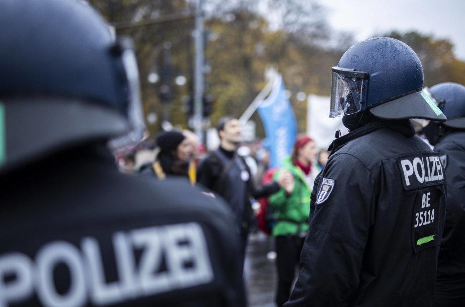 Berlyno policija
