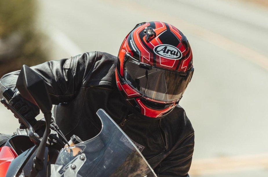Motociklininko apranga