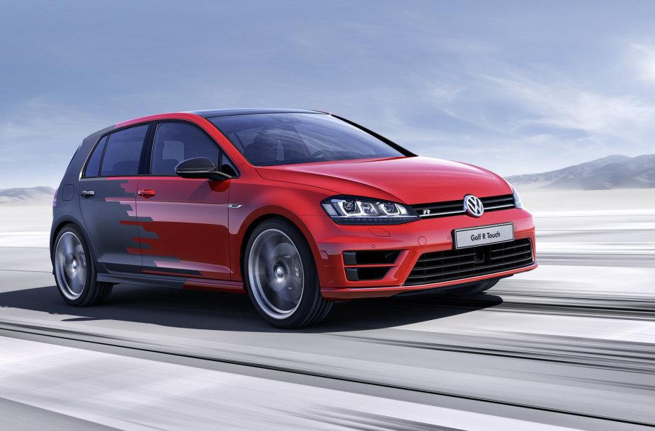 """""""Volkswagen Golf R Touch"""""""