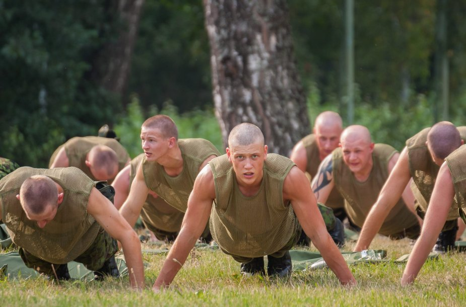 LDK Butigeidžio dragūnų bataliono savanoriai